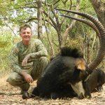 hunting in zambia trophy