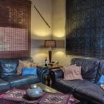 lounge at takeri hunting and game lodge zambia